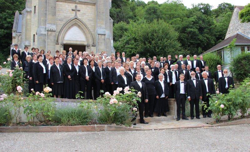 Concert Val de la Haye en Juin 2017 - La messe pour la Paix